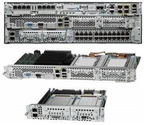 Серверные модули UCS E